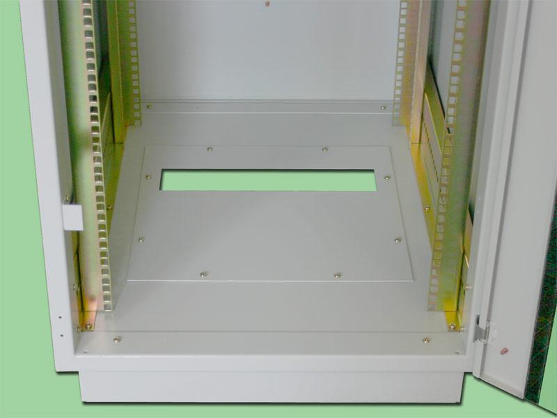 Шкаф напольный 18U ЦМО ШТК-М-18.6.8-4ААА 600х800mm дверь перфорированная